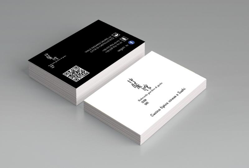 Biglietti da visita innovativi ra81 pineglen - Il giardino di giada ...