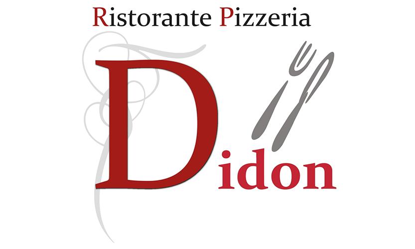 """Logo """"RISTORANTE PIZZERIA DIDON"""""""