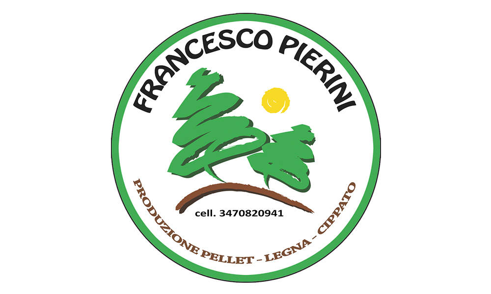 """Logo """"PELLET PIERINI"""""""