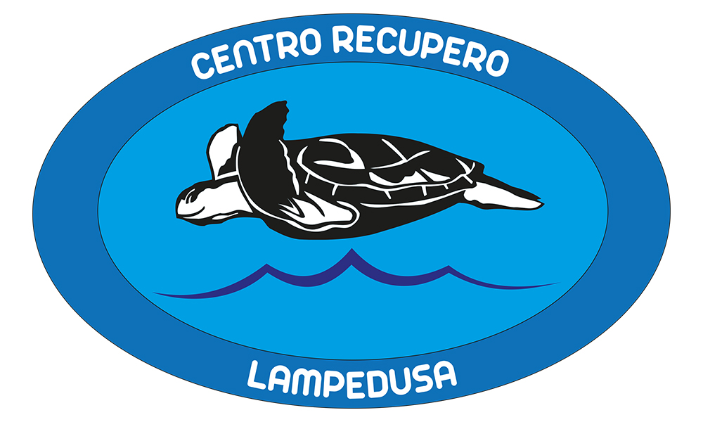 "Logo ""CENTRO RECUPERO LAMPEDUSA"""