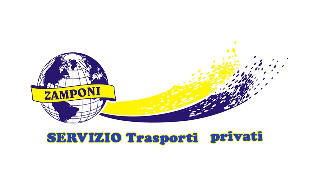 "Logo ""ZAMPONI TRASPORTI"""