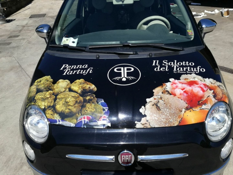 Personalizzazione Fiat 500