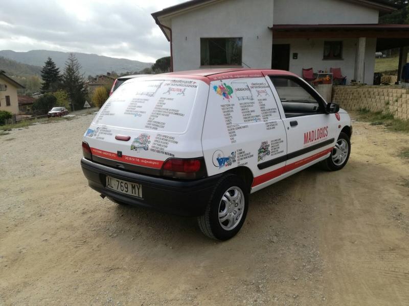 Personalizzazione Renault Clio