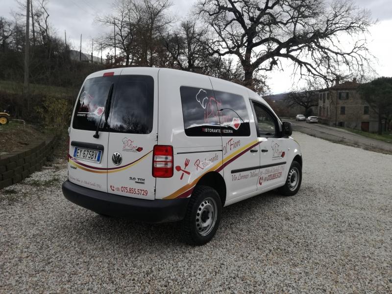 Personalizzazione Volkswagen Caddy